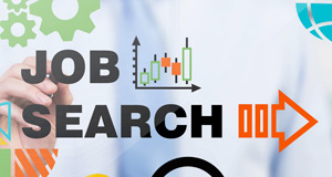 Job Search graphic